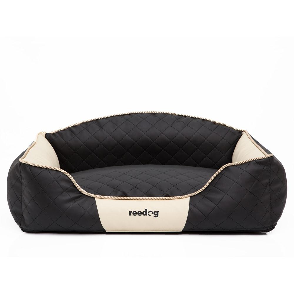 Reedog Pelíšek pro psa Black Sofa - XL
