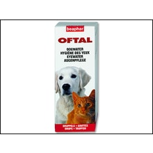 Krople do oczu BEAPHAR Oftal 50ml