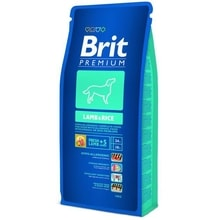 Brit Premium Dog Lamb&Rice 8kg