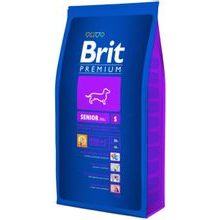 Brit Premium Dog Senior S 8kg