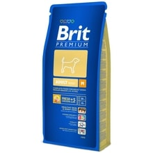 Brit Premium Dog Adult M 3kg