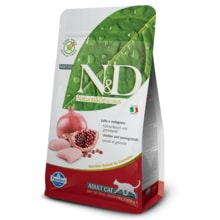 N&D GF CAT Adult Chicken & Pomegranate 1,5kg
