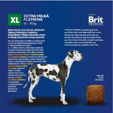 Brit Premium Dog Junior XL 15kg