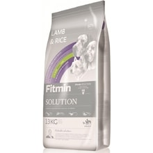 Fitmin dog Solution Lamb&Rice - 2,5 kg
