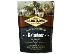 Carnilove Dog Reindeer for Adult