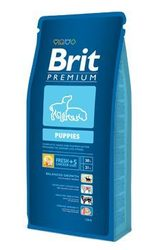 Granule pro psa Brit Premium Dog Puppies 3kg