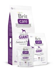 Brit Care Dog Grain-free Giant Salmon & Potato