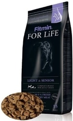 Fitmin dog For Life Light & Senior - 3 kg