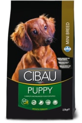 CIBAU Dog Puppy Mini 2,5kg