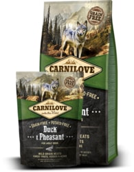 Carnilove Dog Duck & Pheasant for Adult