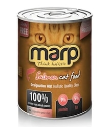 Expirováno: Marp holistic Pure Salmon CAT Can Food 200g 31.3.2019