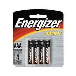 AAA baterie Energizer 4 kusy