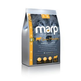 Marp Natural Green Mountains - jehněčí 12kg + taška ZDARMA