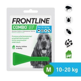 Frontline Combo Spot-on Dog M (1,34ml) 10-20kg exp 11/2020 sleva 15%