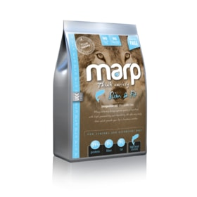 Marp Variety Slim and Fit - s bílou rybou 12kg