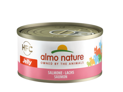 Almo Nature HFC WET CAT- Losos 70g