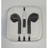 HF Stereo Apple Iphone 3G/3Gs/4G/5/5S/6 box czarny