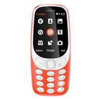 Nokia 3310 2017 DS Red