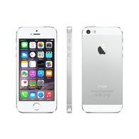 Apple iPhone 5S 32GB SIlver (B) - použitý