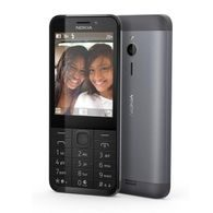 Nokia 230 dark Silver - single SIM