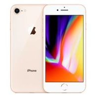 Apple iPhone 8 64GB Gold - použity (B)
