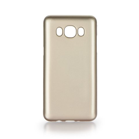 Obal / kryt na Samsung Galaxy J5 2016 zlatý - Jelly Case Flash
