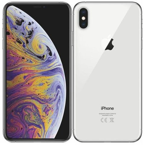 Apple iPhone XS Max 64GB Silver (B) - použitý