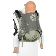FIDELLA FUSION 2.0 TODDLER OUTER SPACE REED GREEN - TODDLER SIZE - NOSÍTKA