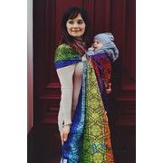 BELOVED RING SLING PRISMATIC ABYSS - M - RS LITTLE FROG /BELOVED SLINGS - ŠÁTKY