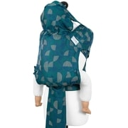 FLYTAI TODDLER KALEIDOSCOPE OCEAN TEAL - TODDLER SIZE - NOSÍTKA