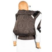 FIDELLA FUSION 2.0 TODDLER MOSAIC MOCHA BROWN - TODDLER SIZE - NOSÍTKA