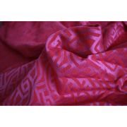 YARO BRAID FUCHSIA RED GLOSSY - YARO SLINGS - ŠÁTKY