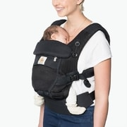 ERGO ADAPT COOL AIR ONYX BLACK - ERGO BABY - NOSÍTKA