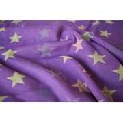 YARO STARS ULTRA YELLOW PURPLE CONFETTI - YARO SLINGS - ŠÁTKY