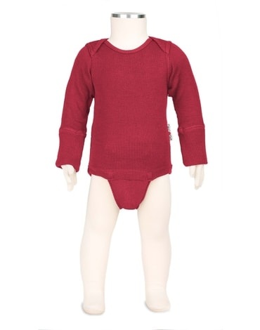 ManyMonths body/triko 17 Raspberry Red