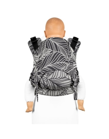 Fidella Fusion 2.0 Toddler Dancing leaves Black & White