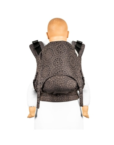 Fidella Fusion 2.0 Toddler Mosaic mocha brown