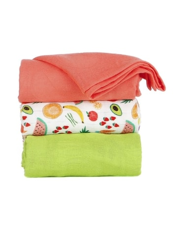 Tula blanket set 3ks Juicy
