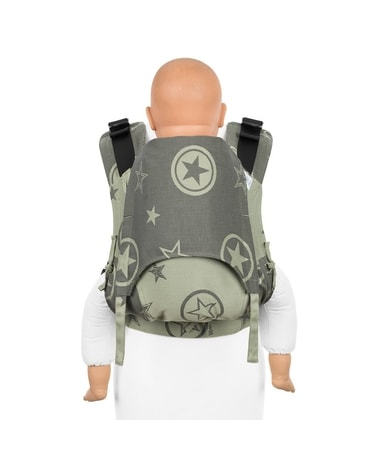 Fidella Fusion 2.0 Toddler Outer Space reed green