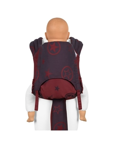 FlyTai Toddler Outer Space ruby red