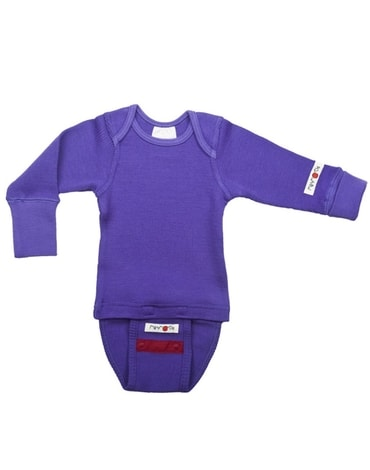 ManyMonths body/triko Purple peace