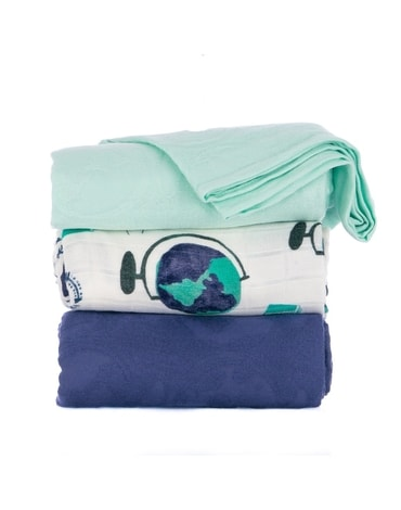 Tula blanket set 3ks Wanderlust