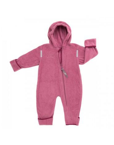 Hoppediz fleece overal Berry