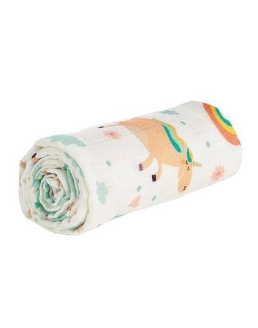 TULA blanket DEKA 1 ks - Over the Rainbow