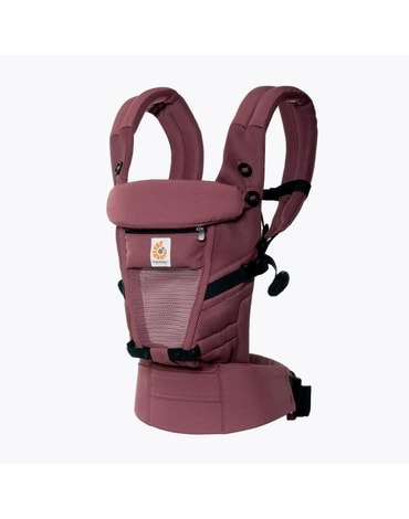 Ergobaby ADAPT COOL AIR MESH - Plum