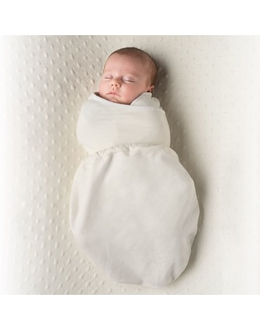Zavinovacka Ergo swaddler natural twin pack 2ks M/L