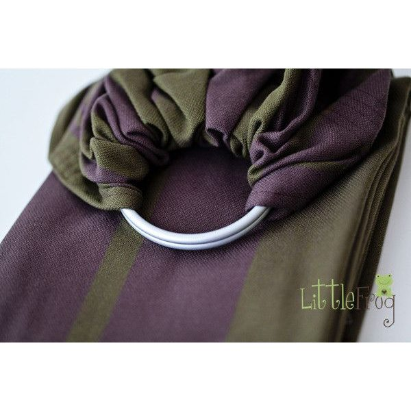 RING SLING LITTLE FROG - MOLDAVITE - S - LITTLE FROG /BELOVED SLINGS RING SLING{% if zbozi.kategorie.adresa_nazvy[0] != zbozi.kategorie.nazev %} - ŠÁTKY{% endif %}
