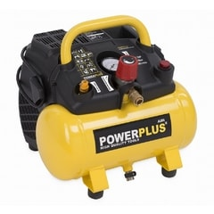 Powerplus POWX1721 Kompresor 1100W 6L 8bar bezolejový