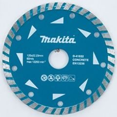 Makita D-41632-10 - turbo diamantový kotouč 125x22,23mm 10ks=newD-41632