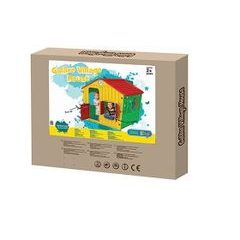 STARPLAST Magical House grey/green